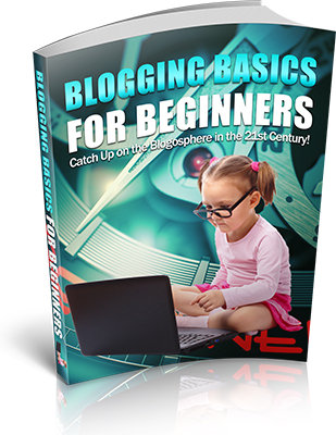 Starting-Blogging Basics For Beginners