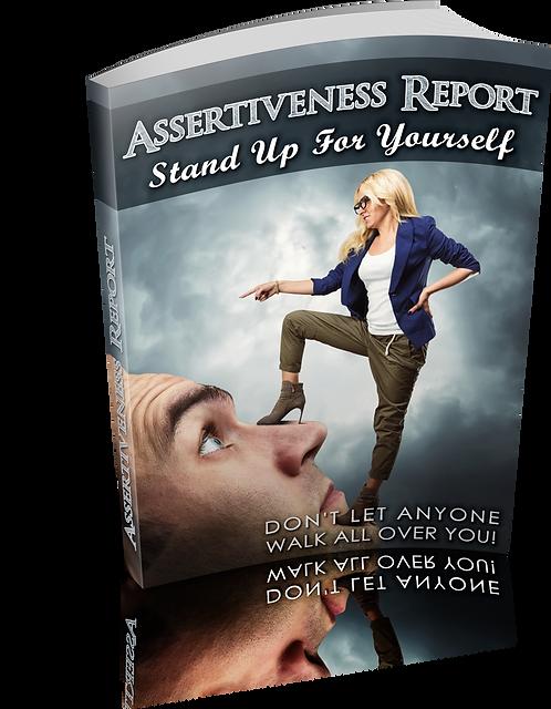 Assertiveness Report