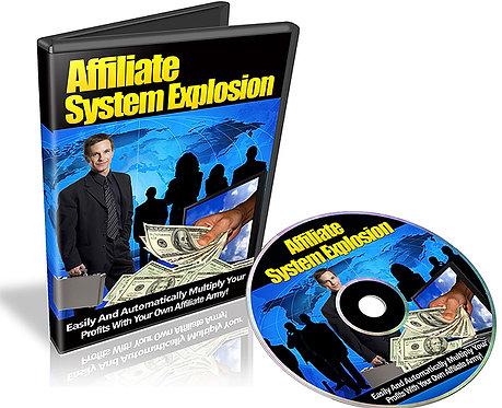 Affiliate System Explosion