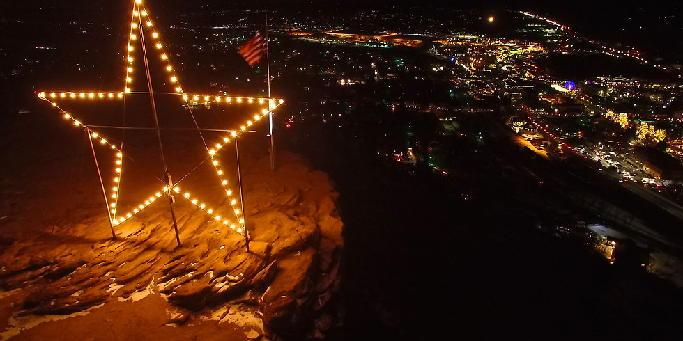 Castle Rock Star Lighting