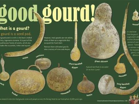 We Love Gourds!