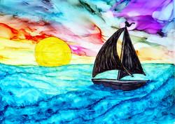 Sailing, Sailing II (3)