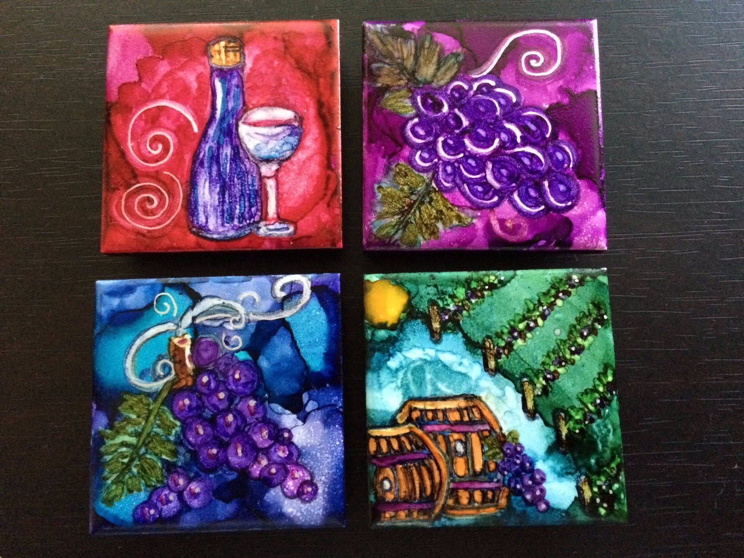 From the Vineyard (Magnets)