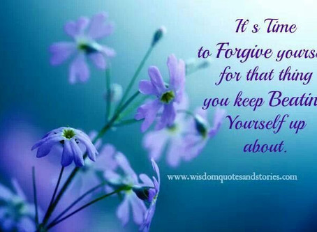 Friday Forgiveness