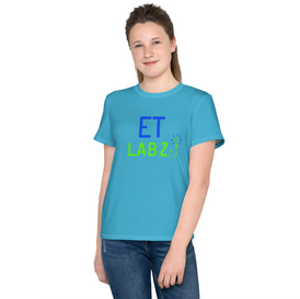 ET Labz Youth T-Shirt (Teal)