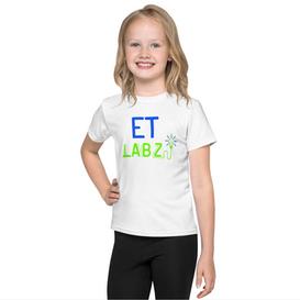 ET Labz Kids T-Shirt (White)