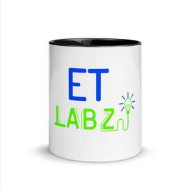 ET Labz Mug w/ Color Inside