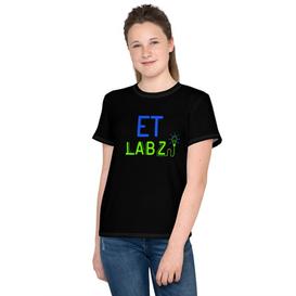 ET Labz Youth T-Shirt (Black)