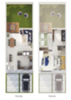 Casa muestra Icaro