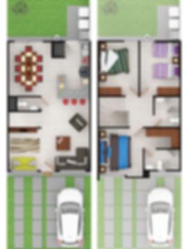 Casa muestra select
