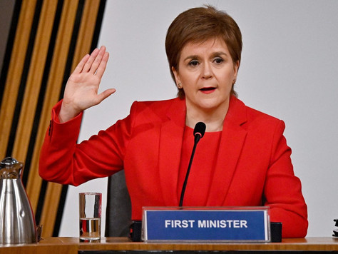 Scotland is poorer because of Sturgeon not Brexit