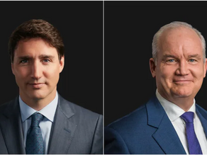 Thoughts on the Canadian Vote - Brent H. Cameron