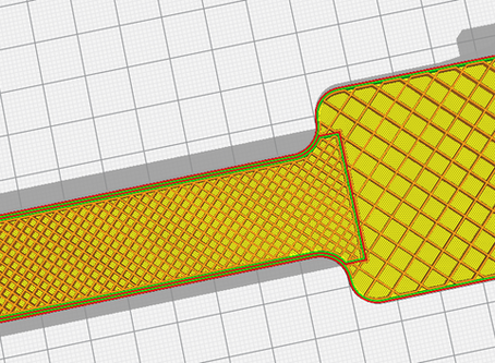 Intelligent Slicing – Automatic Selection of 3D Print Parameters for Structural Performance