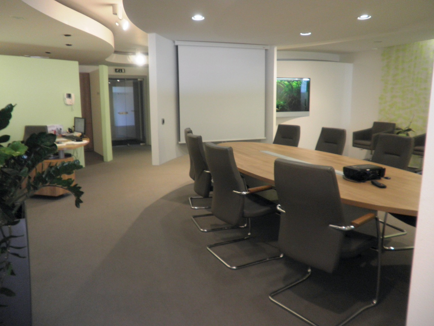 Designer coworking office in Atol