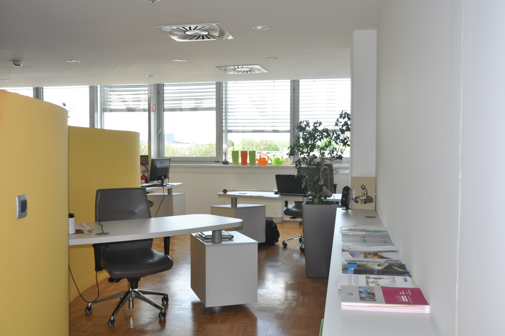 Top serviced coworking premises