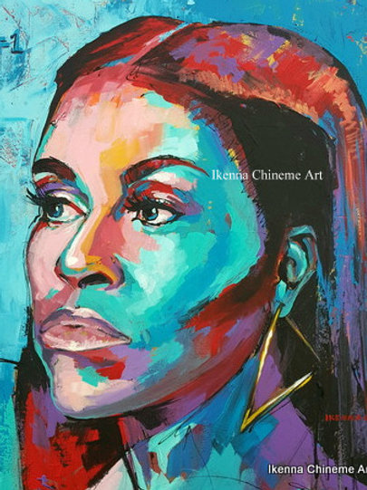 Michelle Obama (Prints)