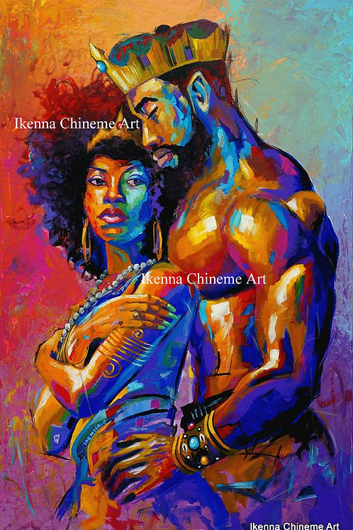 A king for a Queen (Prints)