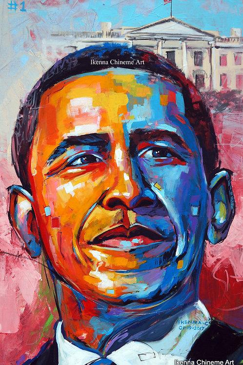 Barack Obama (Prints)