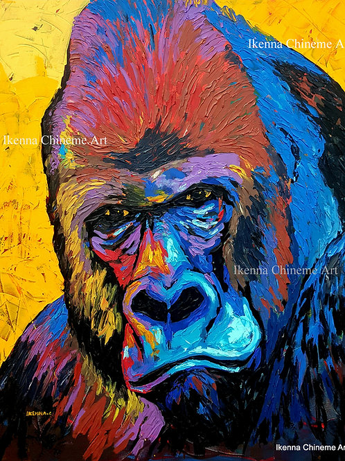Gorilla (Prints)