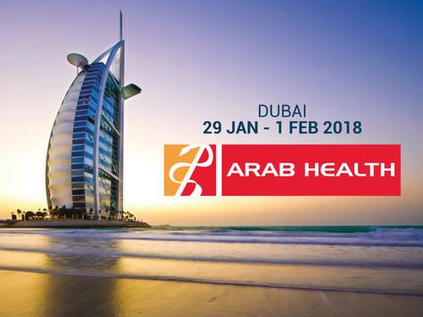 KeD apresenta soluções tecnológicas de alto impacto para área da saúde na Arab Health 2018