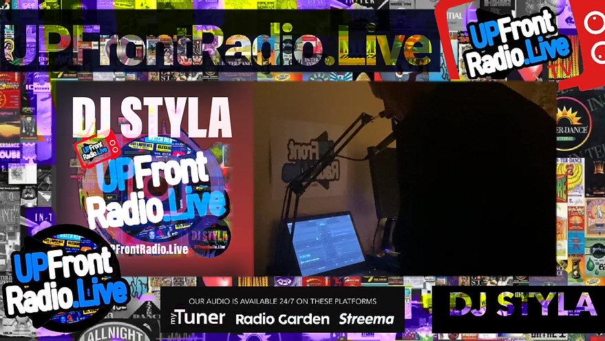 DJ STYLA 28-01-21 BREAKBEAT SHOW UPFrontRadio