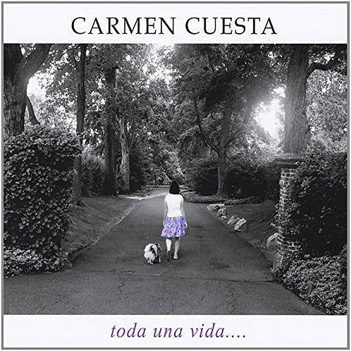 Toda Una Vida (Autographed Audio CD)