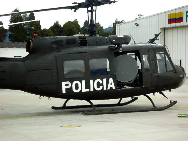 Air Mobile with LRAD 1000Xi