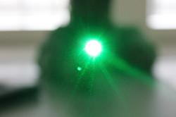 UC-1 Dazzler beam