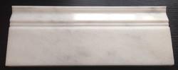 White Marble Skirting