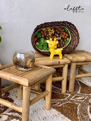 Bohemian Bamboe Krukjes