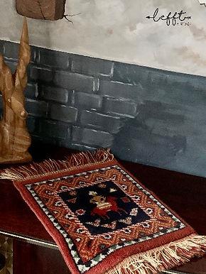 Mini Perzisch kleedje