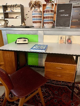 Retro Vintage Bureau Jaren 60