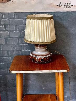 Herda lamp 70's fat lava