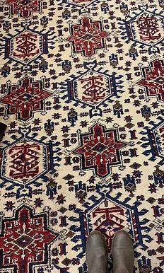 Groot perzisch kleed
