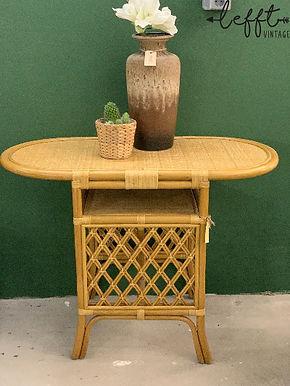 Bamboe Vintage Tafel