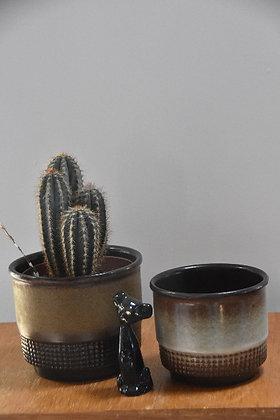 Vintage plantenpot