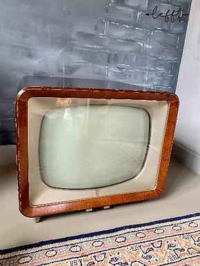 Vintage Televisie Philips Jaren 50