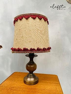 Retro staande lamp