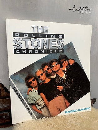 Boek The Rollingstones chronicle