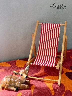 Mini Strandstoel Pop Ligbed