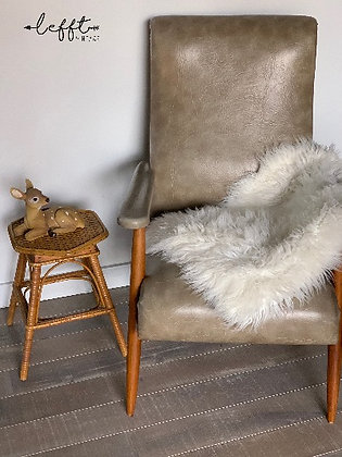 Retro relax fauteuil