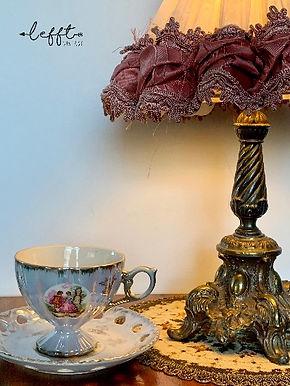 Sjieke kop en schotel Versailles