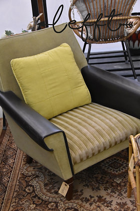 Retro dames fauteuil jaren 60