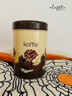 Brabantia 70's koffiebus