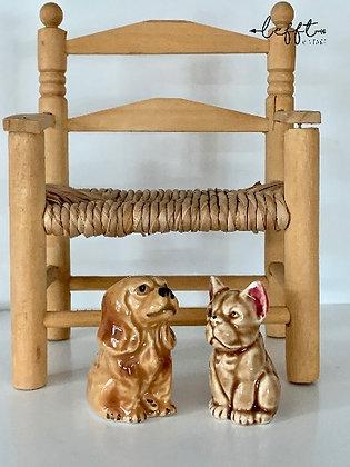 Mini honden beeldjes