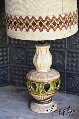 Vintage 1960 West Germany lamp