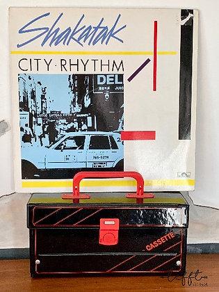 Vintage Koffer Voor Cassettebandjes