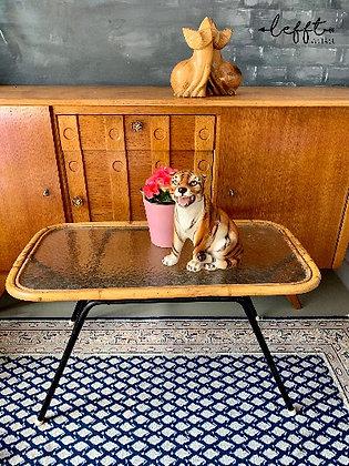 Vintage Tafel Rohe Noordwolde Jaren 60