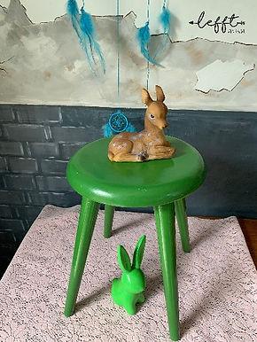 Vintage Groene Kruk