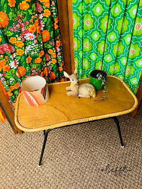 Rotan tafel van Rohe